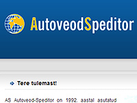 Autoveod-Speditor AS