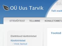 Uus Tarvik OÜ